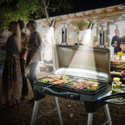 BRELONG Magnetisch Barbecue LED-licht