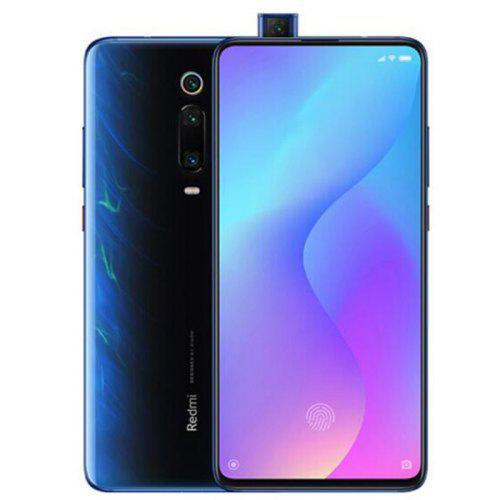 Gearbest Xiaomi Redmi K20 4G Phablet Super Wide-angle Three Shots - Blue 6.39 inch / MIUI 10 / Snapdragon 730 / 4000mAh Battery
