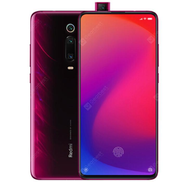 redmi K20 Chinese and English 6+128 Red
