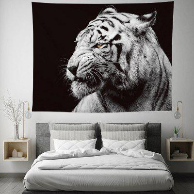 Tiger Home Bedroom Background Decorative Tapestry