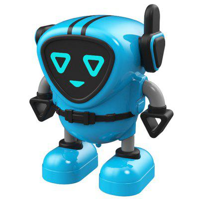 JJRC R7 Gyro Pull Back Robot Children Educational Toy