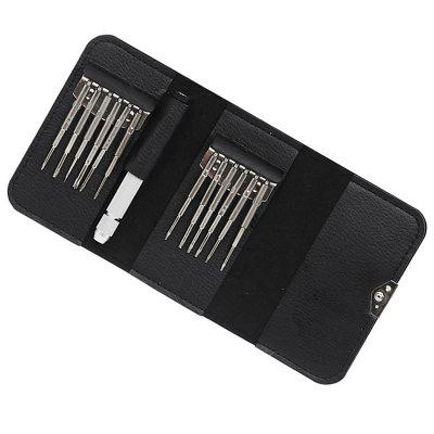 13 in 1 Portable Wallet Tool Screwdriver Set for Phone Tablet Repair