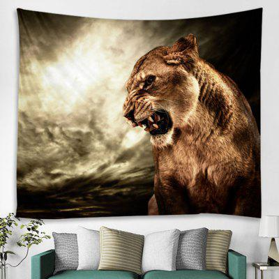 3D Digital Printing Living Room Background Decoration Cloth Tapestry