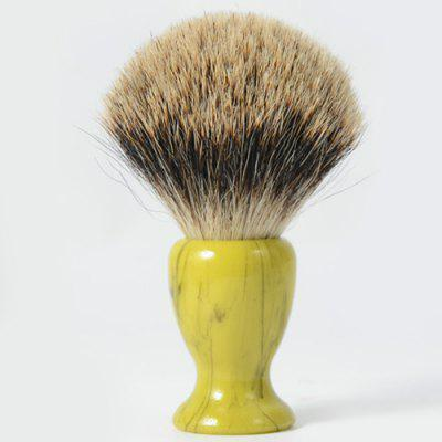 Resin Handle Bristles Shaving Brush
