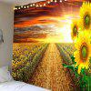 Evening Sunflower Home Decoration Tapestry - FEL GEEL