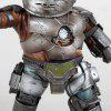 MK1 20cm Action Figure Doll Toy Gift Collection with Light - DARK GRAY