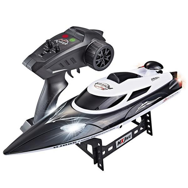 HJ806 2.4G RC Boat - Black