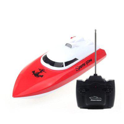 802 2.4G 4CH High-speed RC Racing Boat
