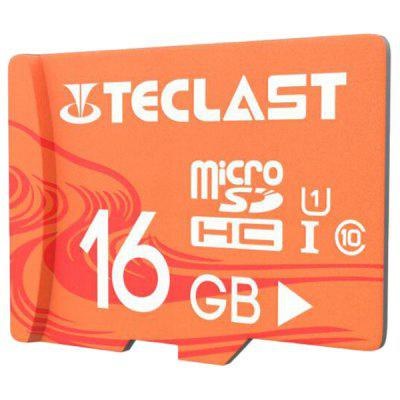 Teclast UHS-I U1 High Speed 16GB Micro SD / TF / Memory Card with Waterproof Function