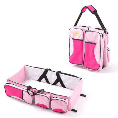 Opvouwbare Baby Mobile Mummy Bag
