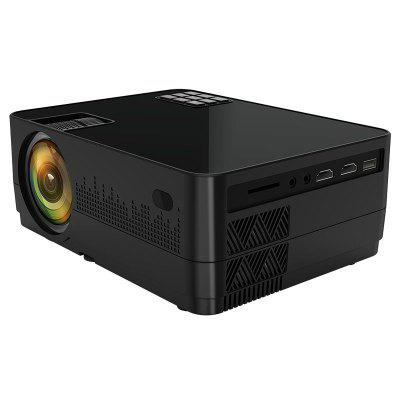LUXNPRO HQ4 LCD Home Entertainment Proiector