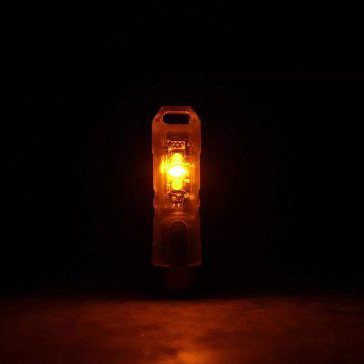 gearbest.com - ROVYVON A8 350lm USB Charging EDC Flashlight