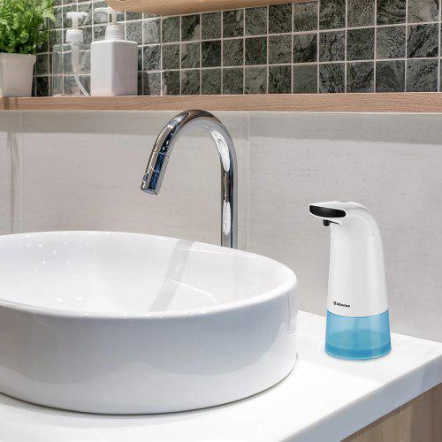 Alfawise AD - 1806 Infrared Sensing Automatic Foaming Soap Dispenser