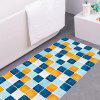XWM121 Twill Tile Floor Wall Sticker - MULTI