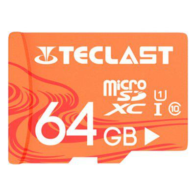 Teclast UHS-I U1 High Speed 64 GB Micro SD /