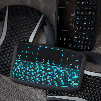 Alfawise A9 New Touch 2.4GHz Wireless Keyboard Flying Mouse