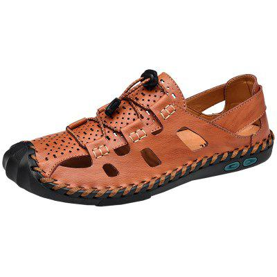 Men's Breathable Sandals with Durable Rubber Outsole