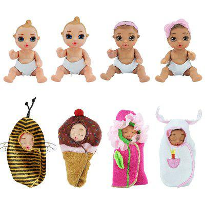 Diaper Rubber Doll Toys