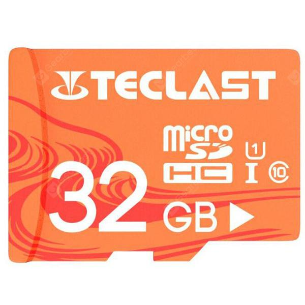 Teclast UHS-I U1 High Speed 32 GB Micro SD / TF / Memory Card with Waterproof Function