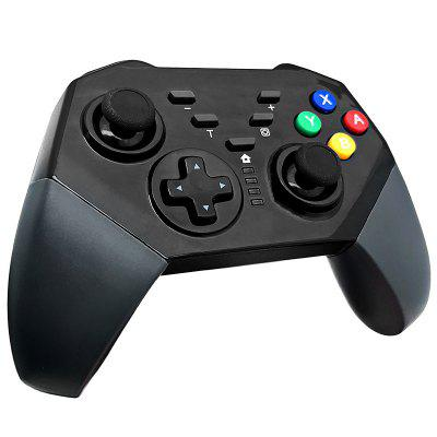 8579 sem fio Bluetooth Gamepad para o console do interruptor / PC / andróide