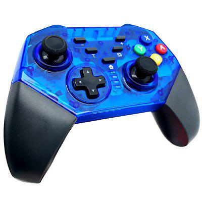 8579 3-in-1 Switch Konsol / PC / Android için Kablosuz Bluetooth Gamepad