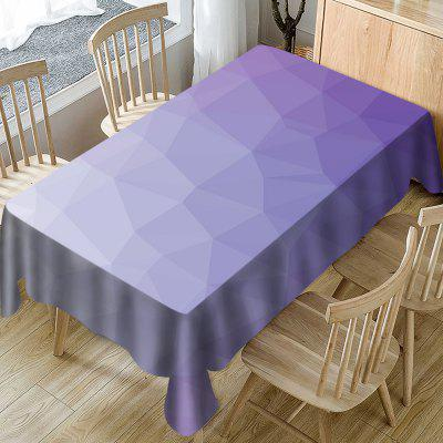 Printed Polyester Waterproof Tablecloth