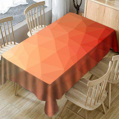 Home 3D Printed Waterproof Tablecloth