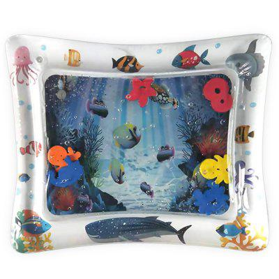 Marine Animal Baby Inflatable Water Cushion