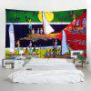 3D Abstract Pictura Home Decor tapiserie - MULTI-A