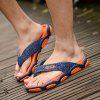 AILADUN Men's Clip Toe Casual Slippers Summer Outdoor - ORANGE
