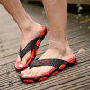 AILADUN Herenclip Casual Slippers Zomer Buiten - ROOD