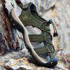 Männer Fashion Outdoor Slip Sandalen - ARMEEGRüN