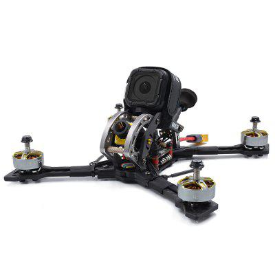 GEPRC Mark3 Brushless FPV RC zangão de corrida