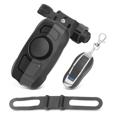 ZT270 Bicycle Lock USB Charging Wireless Remote Control Vibration Alarm