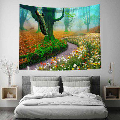 3D Digital Printing Creative Home Tapestry