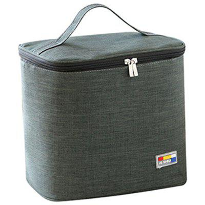 Large-capacity Portable Lunch Bento Insulation Bag