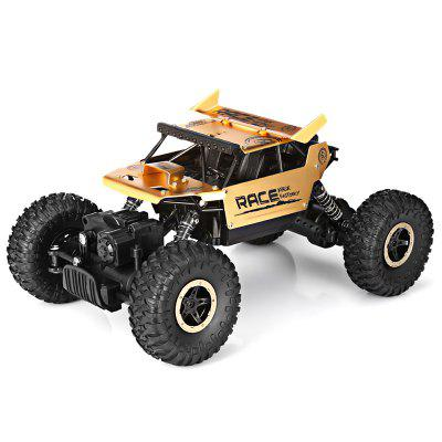 Flytec 9118 1:18 Aleación 2.4G RC Escalada Rock Car RTR