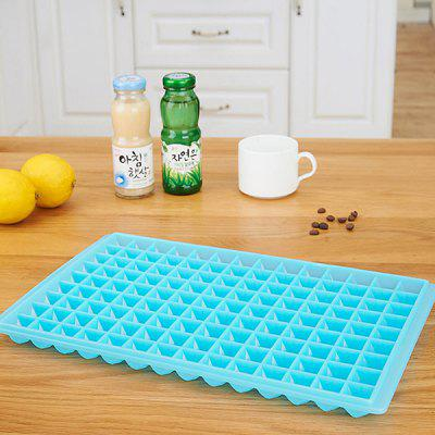 126 Grid Squares Large Ice Cube Mold