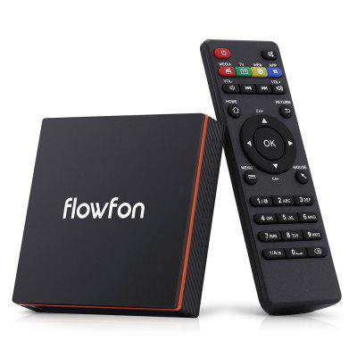 Flowfon F1 Smart TV Box Android 9.0