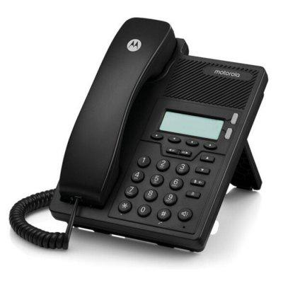 Motorola IP100 - 2C Landline Telephone SIP Dual Network Port