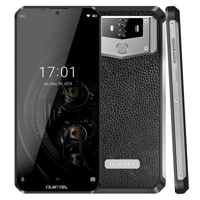 OUKITEL K12 4G Smartphone at $239.99 is the Most Powerful Rugged Phone with 10000mAh Battery & 30W Quick Charge!