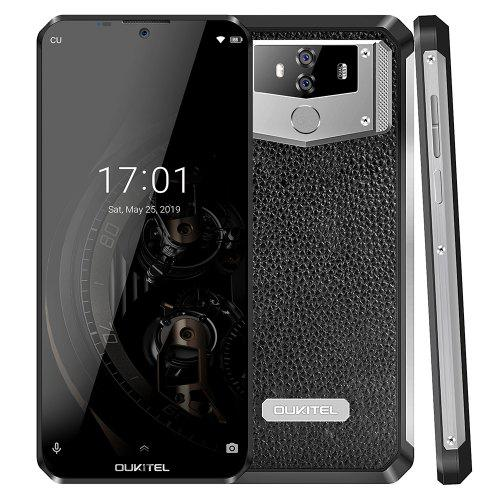 OUKITEL K12 4G Smartphone 6.3 inch Water Drop Screen Android 9.0
