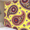 Ethnic Style Home Decor Fashion Tapestry - CORN YELLOW