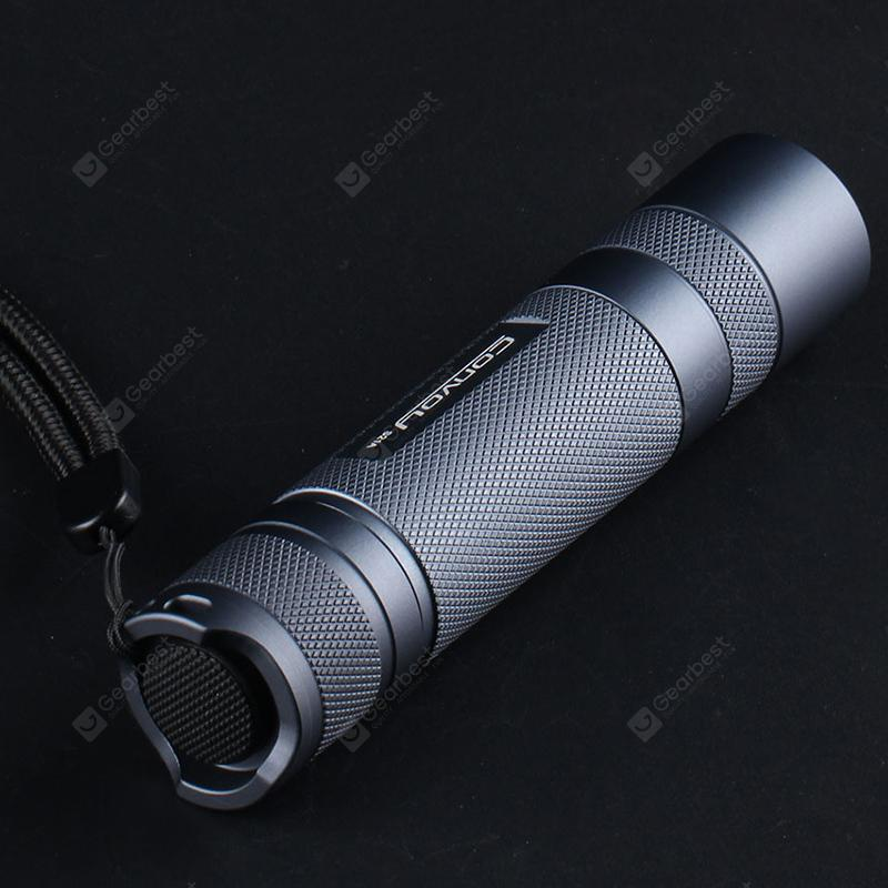 Convoy S21A Flashlight SST40 Copper DTP Board Ar-Coated Inside