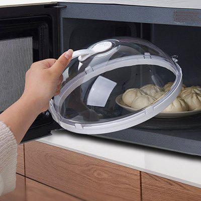 Microwave Oven Heating Steam Guide Cover Lid