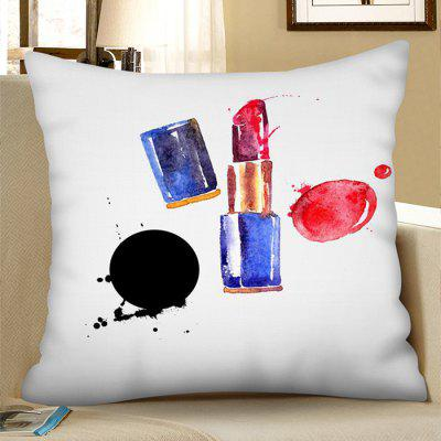 Pillow Pillowcase for Car Office Sofa Cushion
