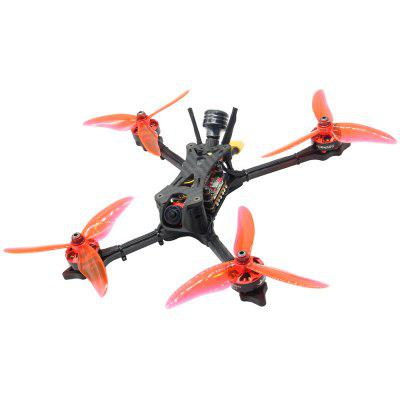 HGLRC Wind5 6S sin escobillas FPV Racing Drone
