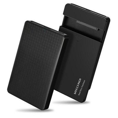 2.5 inch SATA USB3.0 SSD Mobile Hard Disk Enclosure