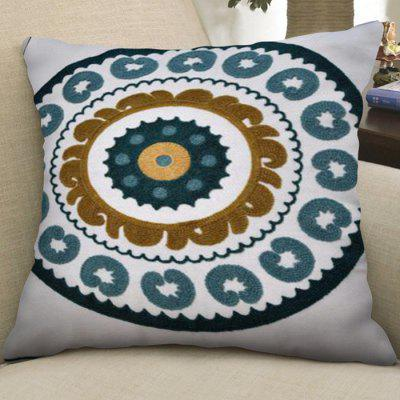Cotton Embroidered Single-sided Pillowcase