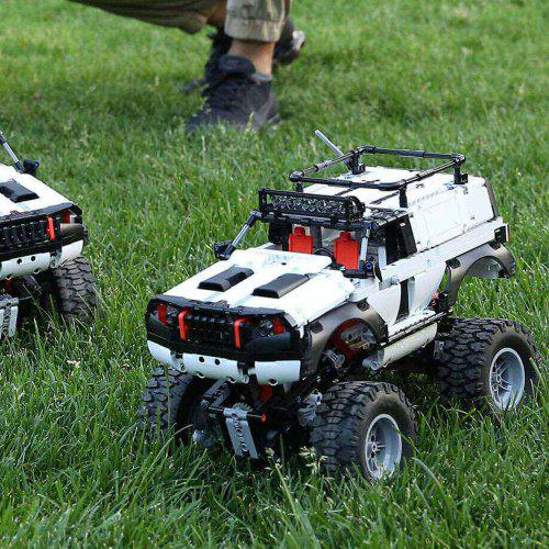 Xiaomi YYSQC01IQ Intelligent Building Blocks Four-wheel Drive Off-road Vehicle